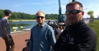 """Zbigniew Gutkowski o wyścigu jachtu z samochodem: """"Na szczęście mnie nie aresztowano!"""" - WIDEO"""