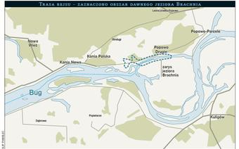 Jezioro Brachnia