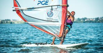Zofia Klepacka gotowa do startu w mistrzostwach Polski.