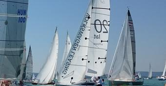 Dwie polskie załogi wygrały na Balatonie